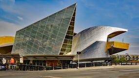 Музей изобразительных искусств Taubman стоковое фото rf