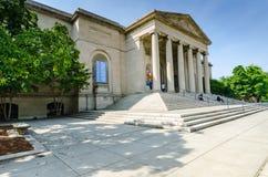 Музей изобразительных искусств Балтимора - Балтимор, MD Стоковые Изображения RF