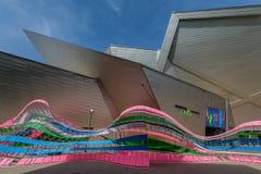 Музей изобразительных искусств Денвера Стоковые Фотографии RF
