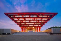 Музей изобразительных искусств Китая стоковые фото