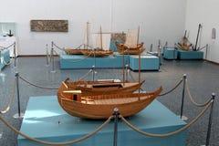 Музей изобразительных искусств корабля в Майнце, Германии Стоковая Фотография RF