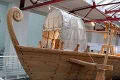 Музей изобразительных искусств корабля в Майнце, Германии Стоковые Изображения RF