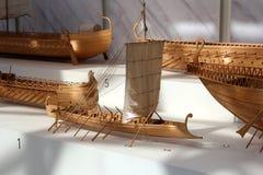 Музей изобразительных искусств корабля в Майнце, Германии Стоковое Изображение