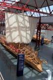 Музей изобразительных искусств корабля в Майнце, Германии Стоковые Фотографии RF