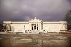 Музей изобразительных искусств Кливленда Стоковая Фотография