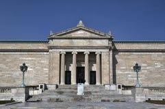 Музей изобразительных искусств Кливленда стоковые фото