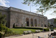 Музей изобразительных искусств смитсоновск более свободный Стоковое Изображение RF