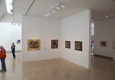 Музей изобразительных искусств Стоковое фото RF