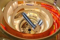 Музей изобразительных искусств Стоковое Изображение