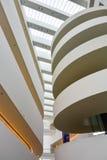 Музей изобразительных искусств ARoS, Орхус, Дания - конспект формирует (2) Стоковое Изображение RF