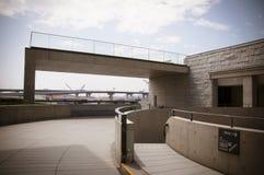 Музей изобразительных искусств Hyogo префектурный Стоковое фото RF