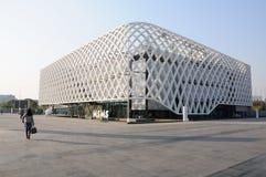Музей изобразительных искусств Minsheng Стоковое Изображение RF