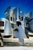Музей изобразительных искусств Weisman, университет миннесоты в Миннеаполисе, США стоковая фотография rf