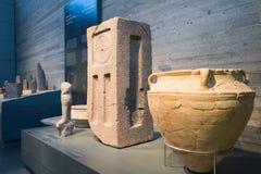 Музей Израиля в Иерусалиме Стоковая Фотография