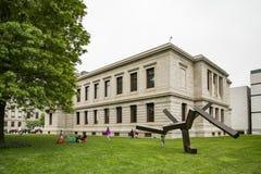Музей изящного искусства в Бостоне, Массачусетсе стоковое фото rf