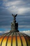 Музей изящных искусств в статуе Мехико Palacio Del Красавицы Artes Стоковые Изображения RF