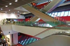 Музей искусств Китая, Шанхай Стоковое Изображение RF