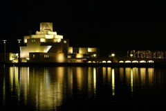 Музей исламских искусств, Doha, Катар Стоковые Фото