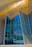 музей Испания guggenheim bilbao Стоковые Фото