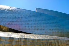 музей Испания guggenheim bilbao Стоковая Фотография RF