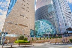 Музей истории в Осака, Японии Стоковые Фото