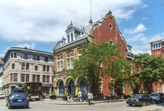 Музей истории Монреаля Стоковое фото RF