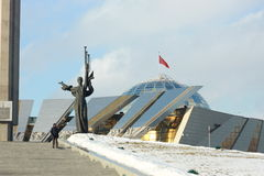 Музей истории WW2 в Минске Стоковые Фото