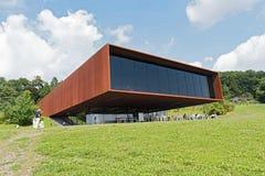 Музей и археологический парк Glauberg, Hesse, Германия Стоковое Изображение