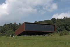 Музей и археологический парк Glauberg, Hesse, Германия Стоковое фото RF
