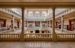 Музей капитолия Georgia Стоковое Изображение