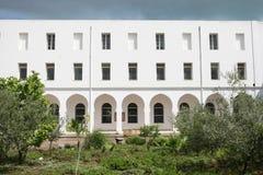 Музей Карфагена в Тунисе Стоковое Изображение