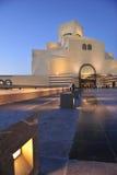 музей Катар doha искусства исламский Стоковые Фото