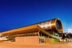 Музей ковра 30-ого мая в Баку, Азербайджане стоковая фотография rf