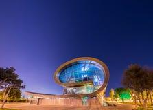 Музей ковра 30-ого мая в Баку, Азербайджане стоковое фото
