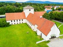 Музей корабля Викинга, Осло Стоковая Фотография