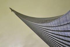 Музей космонавтики в Москве Музей космонавтики в Москве Памятник завоевателям  стоковые изображения