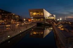 Музей Ливерпуля Стоковая Фотография