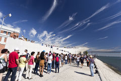 Музей Лиссабона самый новый стоковое фото rf