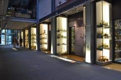 Музей Лондон естественной истории центра Дарвина Стоковое Изображение RF