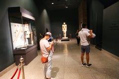 Музей Луксора - Египет Стоковые Изображения RF