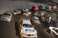 Музей Мерседес-Benz Стоковые Изображения