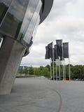 Музей Мерседес-Benz Стоковые Фото