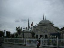 Музей мечети Ahmet султана стоковое изображение