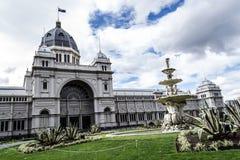 Музей Мельбурна расположенный в садах Carlton Стоковая Фотография RF