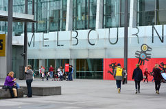 Музей Мельбурна Стоковое фото RF
