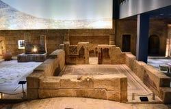 Музей мозаики Zeugma стоковая фотография
