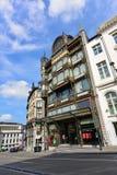 Музей музыкального инструмента (MIM) в центральном Брюсселе Стоковые Фотографии RF