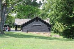 Музей насыпи змея, Огайо стоковое изображение