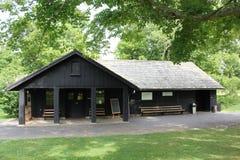 Музей насыпи змея стоковое фото