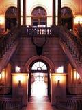Музей науки в зале Генуи стоковое изображение
